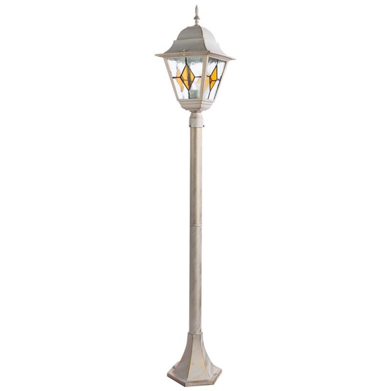 ARTE Lamp A1016PA-1WG наземный высокий светильник arte lamp berlin a1016pa 1bn