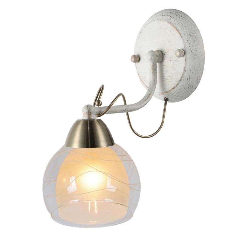 Фото ARTE Lamp A1633AP-1WG. Купить с доставкой