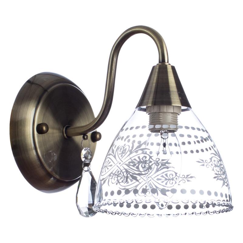 ARTE Lamp A1658AP-1AB бра arte lamp a1658ap 1ab