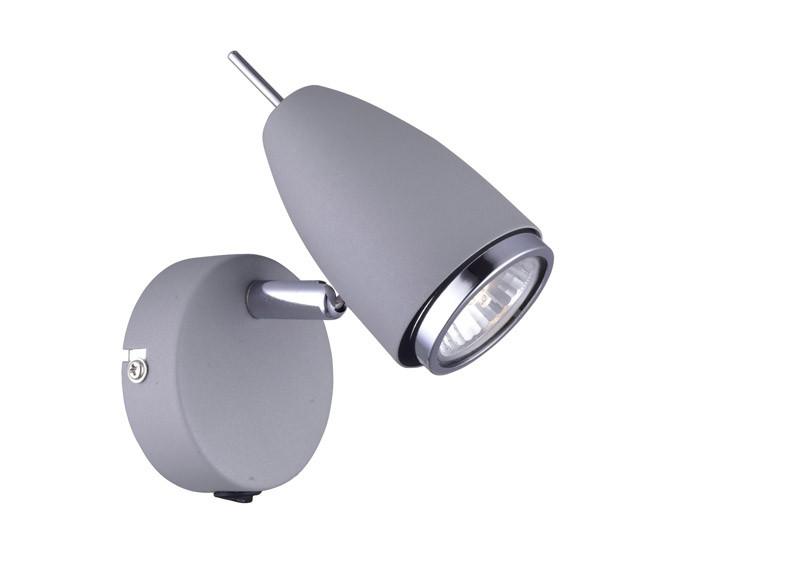 Фото ARTE Lamp A1966AP-1GY. Купить с доставкой