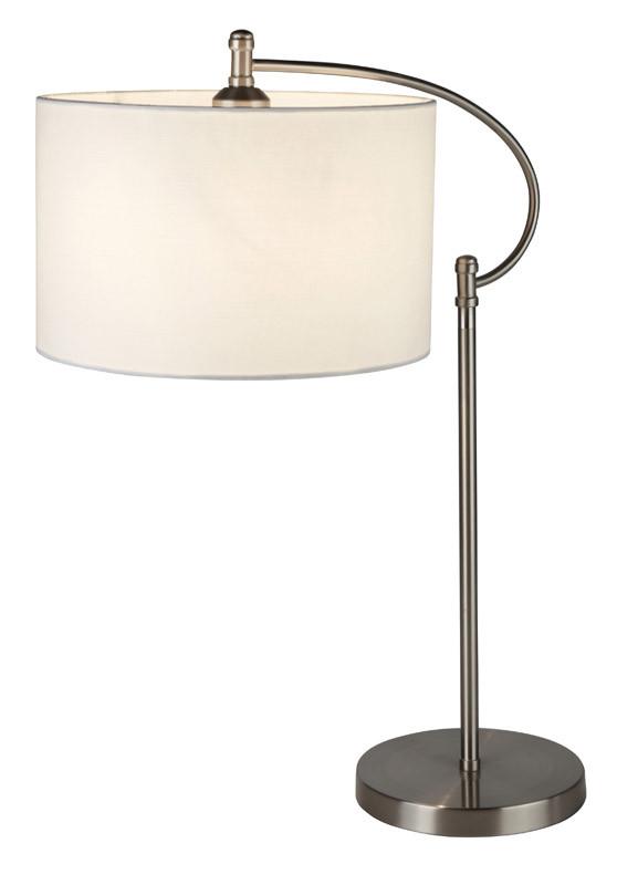 ARTE Lamp A2999LT-1SS настольная лампа arte lamp adige a2999lt 1ss