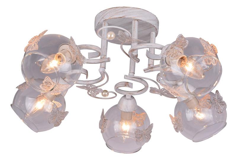 ARTE Lamp A5004PL-5WG люстра на штанге arte lamp alessandra a5004pl 3ab