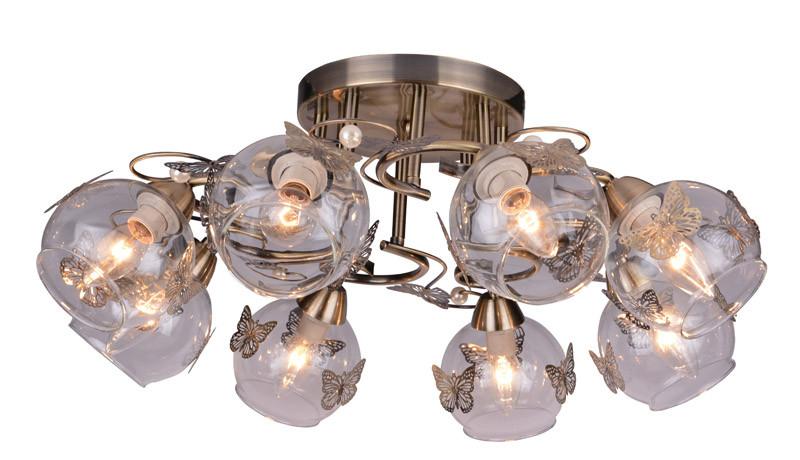 ARTE Lamp A5004PL-8AB люстра на штанге arte lamp alessandra a5004pl 3ab