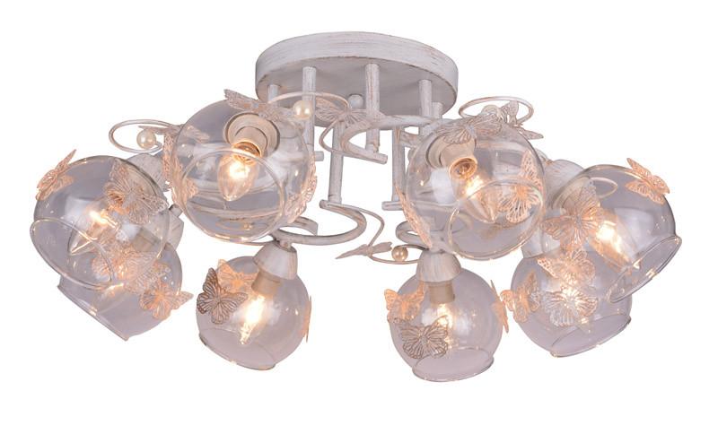 ARTE Lamp A5004PL-8WG люстра на штанге arte lamp alessandra a5004pl 3ab
