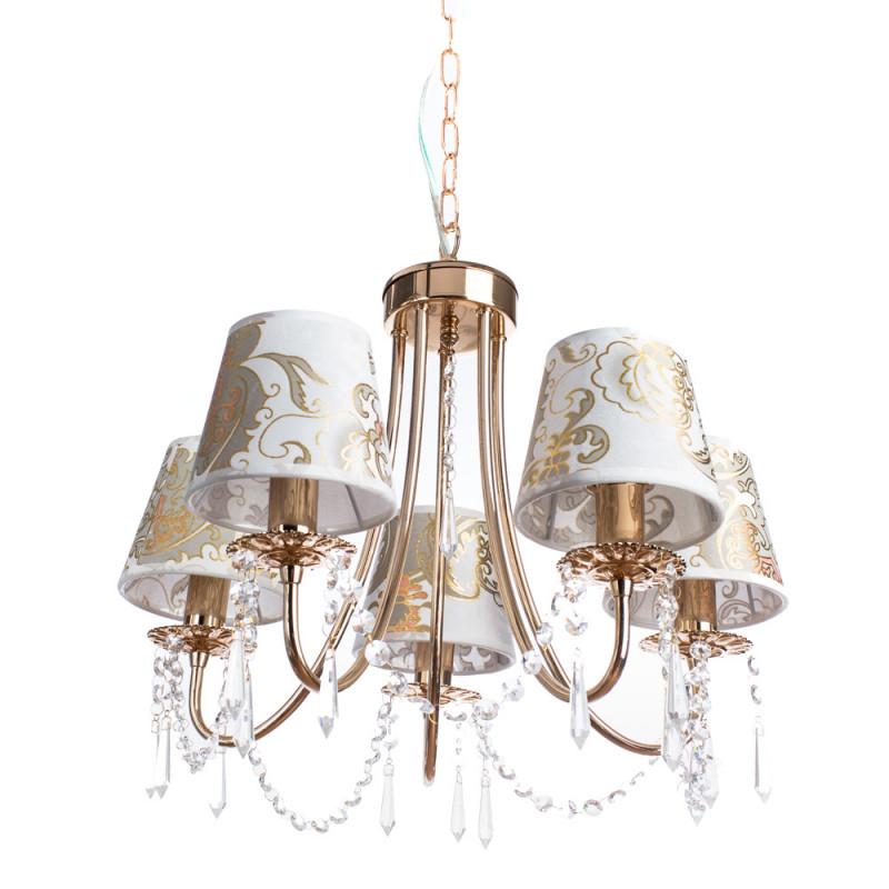 ARTE Lamp A5008LM-5GO торшер arte lamp armonico a5008pn 3go