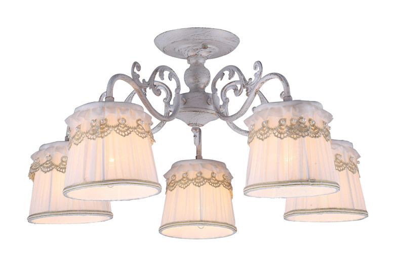 ARTE Lamp A5709PL-5WG люстра на штанге arte lamp merletto a5709pl 8wg