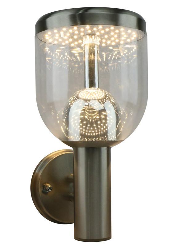 ARTE Lamp A8163AL-1SS arte lamp настенный уличный светильник arte lamp inchino a8163al 1ss