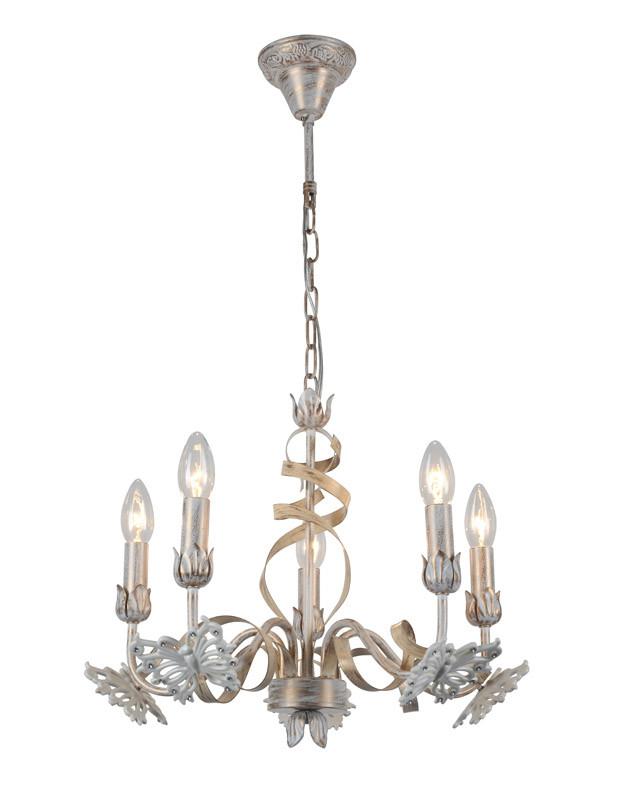 ARTE Lamp A8626LM-5WG подвесная люстра arte lamp libellula a8626lm 8wg