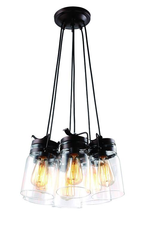 ARTE Lamp A9179SP-6CK подвесная люстра arte lamp bene a9179sp 6ck