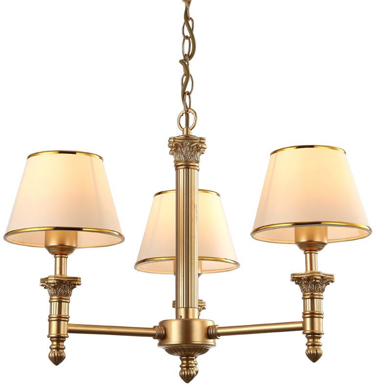 Фото ARTE Lamp A9185LM-3SG. Купить с доставкой