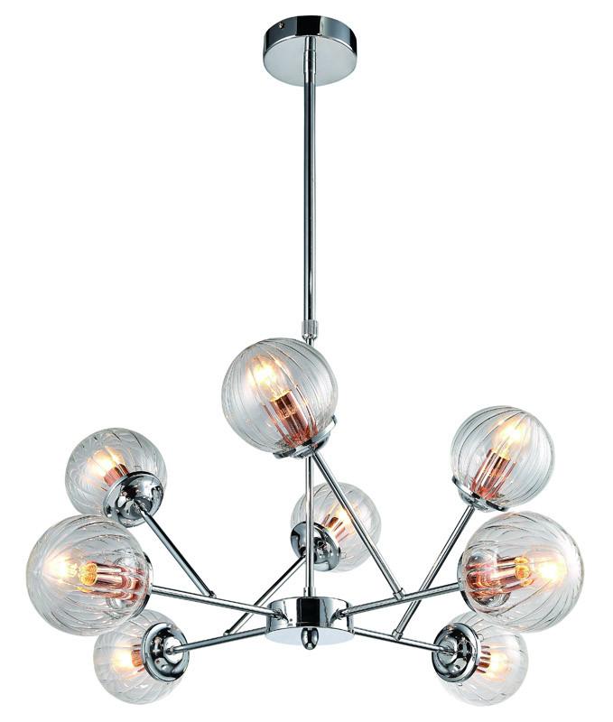 ARTE Lamp A9276LM-8CC люстра на штанге arte lamp arancia a9276lm 8cc