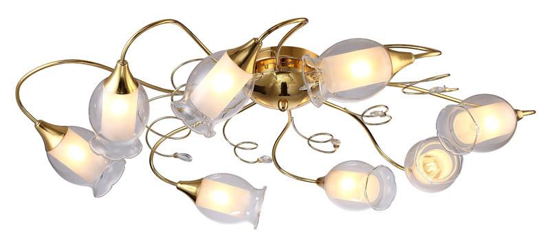 ARTE Lamp A9289PL-8GO люстра arte lamp sparkles a3054lm 8go