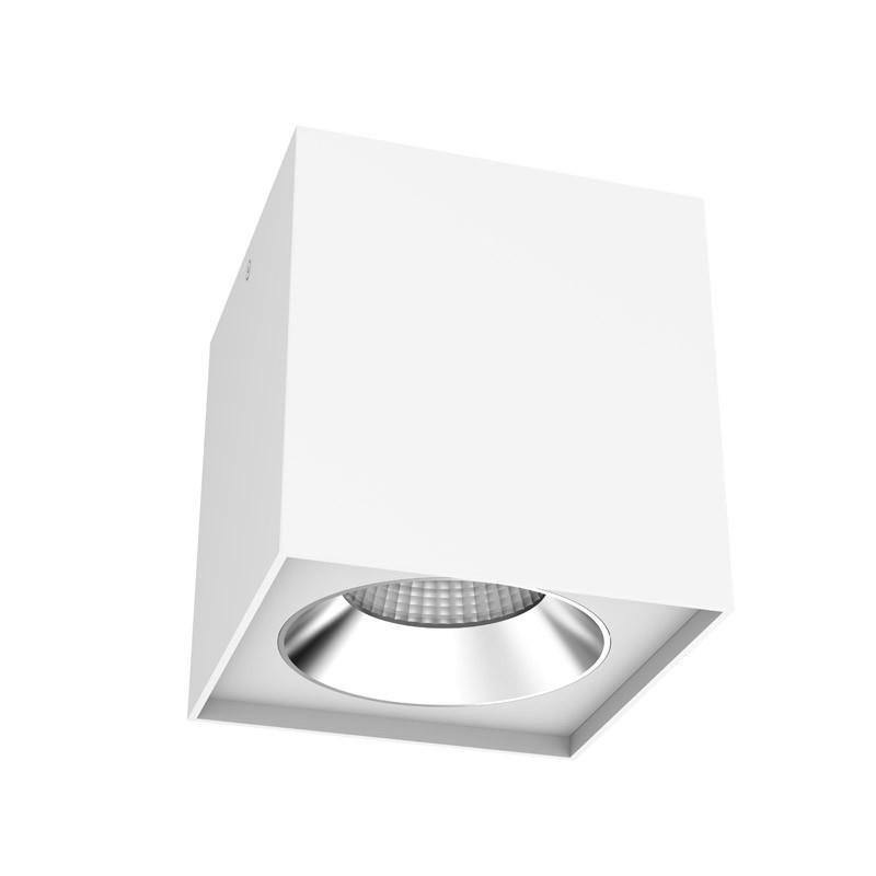 Varton Светильник LED \ВАРТОН\ Downlight квадратный накладной 125*135 20W 4000K фотопленка ilford 135 fp4 plus 125 2016