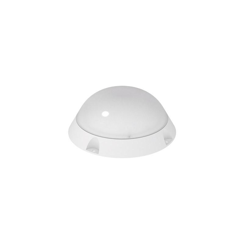 Varton Светодиодный светильник \ВАРТОН\ ЖКХ круг IP65 185*70 мм антивандальный 6 ВТ (диод 0,5Вт) 4000К с ми дворники жкх