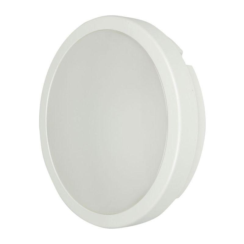 Фото Novotech 357514 NT18 000 белый Светильник ландшафтный светодиодный IP54 84LED 24W 170-250V OPAL. Купить с доставкой