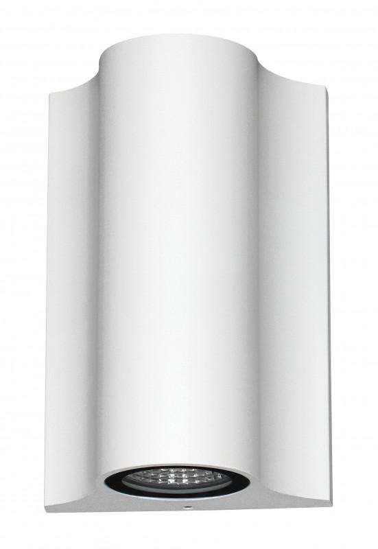 Фото Novotech 357519 NT18 000 белый Светильник ландшафтный светодиодный IP54 COB 2*5W 220-240V CALLE. Купить с доставкой