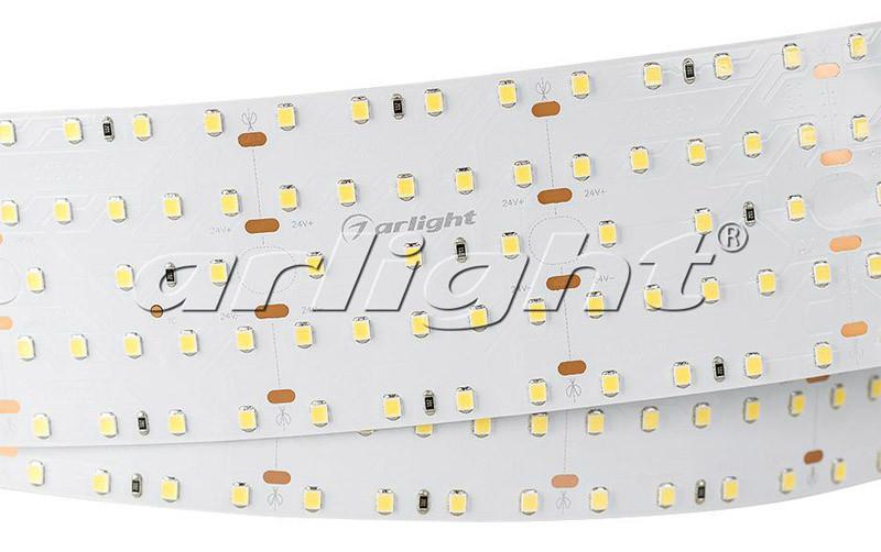 Arlight Лента S2-2500 24V Day 4000K 59mm (2835, 420 LED/m, LUX) лента arlight 021412