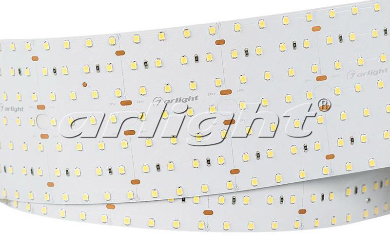 Arlight Лента S2-2500 24V White 5500K 85mm (2835, 560 LED/m, LUX) лента arlight 021412