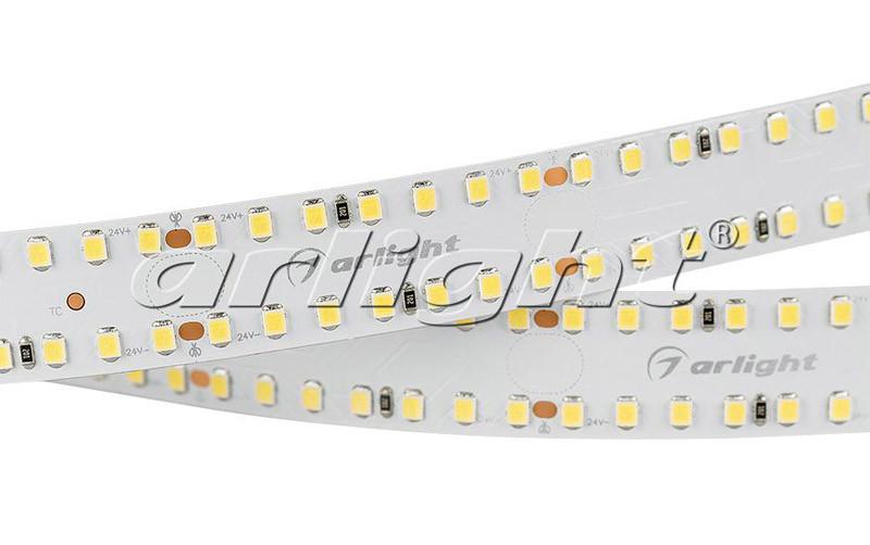 Arlight Лента S2-2500 24V Warm 3000K 20mm (2835, 280 LED/m, LUX) лента arlight 021412