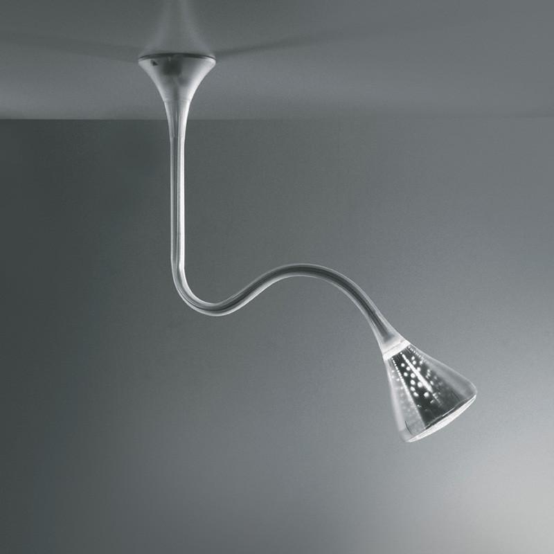Artemide 0674010A PIPE FLUO C/W artemide настенно потолочный светильник artemide pipe 0674010a