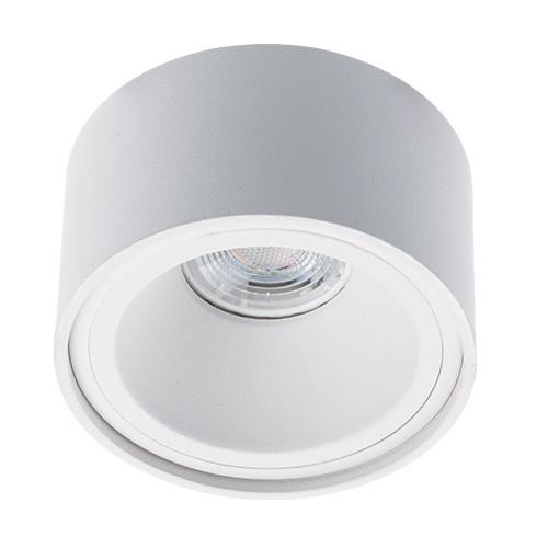 MEGALIGHT M01-1015 white встраиваемый светильник megalight mo 1015 white