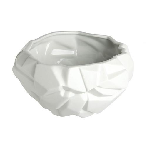 Urbanika ваза ICE ваза кручёная цвет белый 51 см 1025307