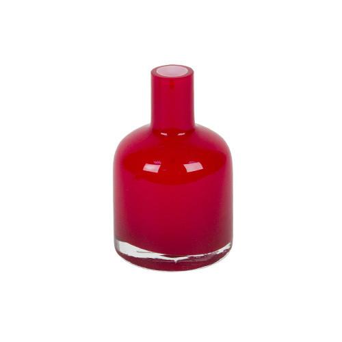 Urbanika ваза ANTIQUE BOTTLE ваза прямая цвет красный 51 см 2176628