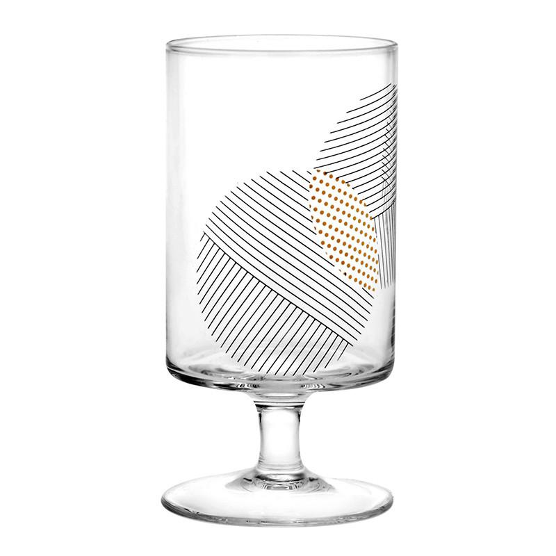 Urbanika бокал SOCIETY, сет 4 шт, подарочная упаковка urbanika бокал для коктейля devore сет 2 шт подарочная упаковка