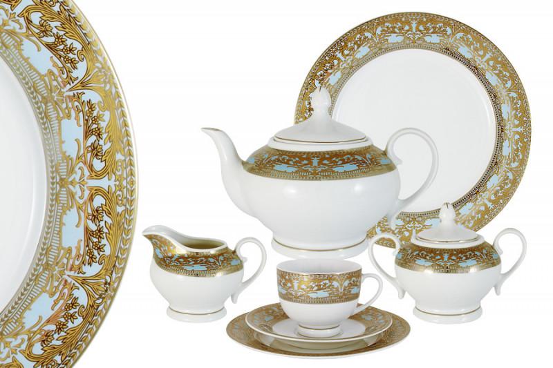 Bavaria Чайный сервиз  42 предмета на 12 персон Кобург сервиз чайный bavaria гамбург 6 23 фарфор
