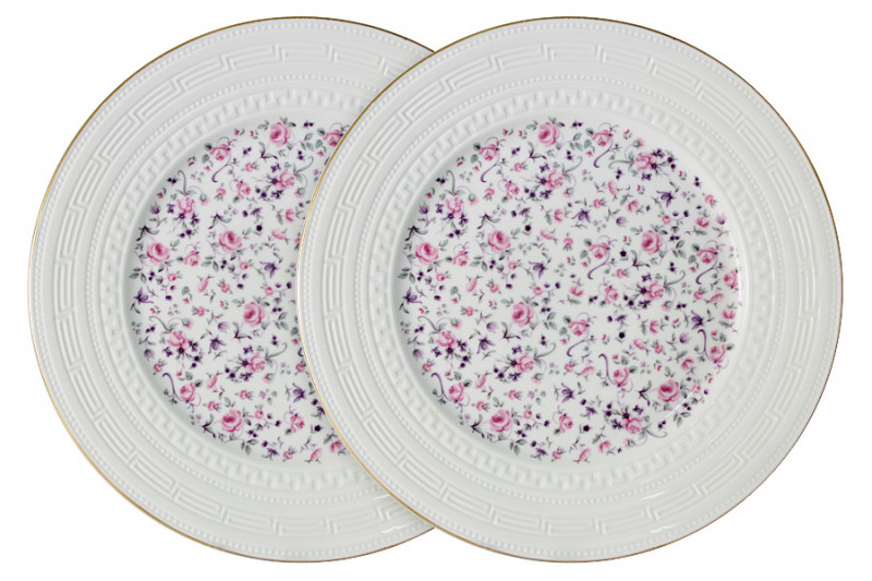 Colombo Набор из 2-х обеденных тарелок Стиль colombo набор обеденных тарелок бьянка 2шт
