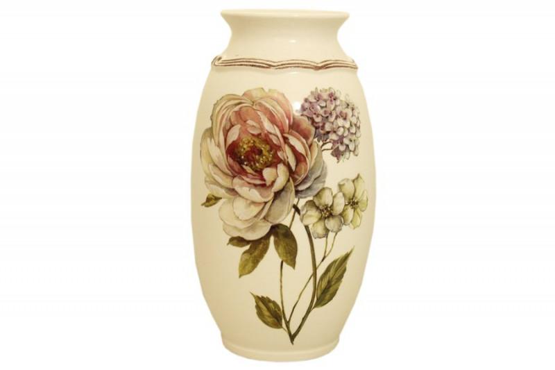 LCS Ваза для цветов 30 см Сады Флоренции