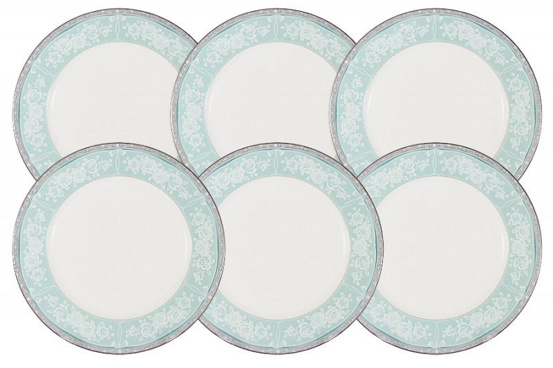 Narumi Набор из 6 десертных тарелок Прикосновение александр хриспенс прикосновение