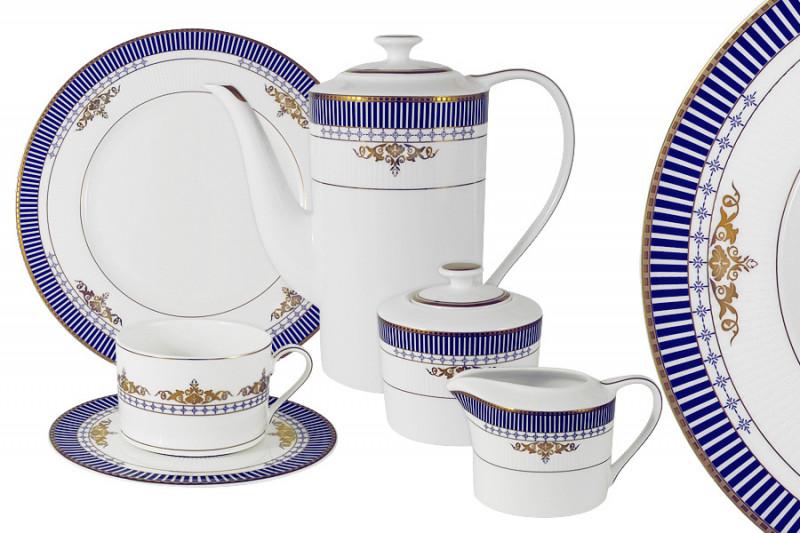 Naomi Чайный сервиз Флагман 21 предм.на 6 персон чайный сервиз жемчуг 21 предм на 6 персон