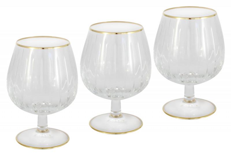 Same 6 бокалов для коньяка Пиза золото набор бокалов для коньяка same decorazione пиза 6 предметов золото