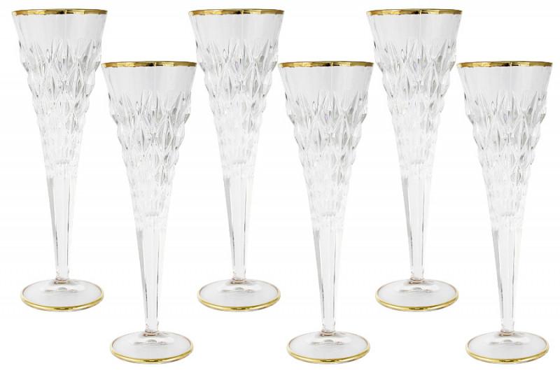 Same Набор: 6 бокалов для шампанского Энигма same набор 6 бокалов для шампанского уэльс