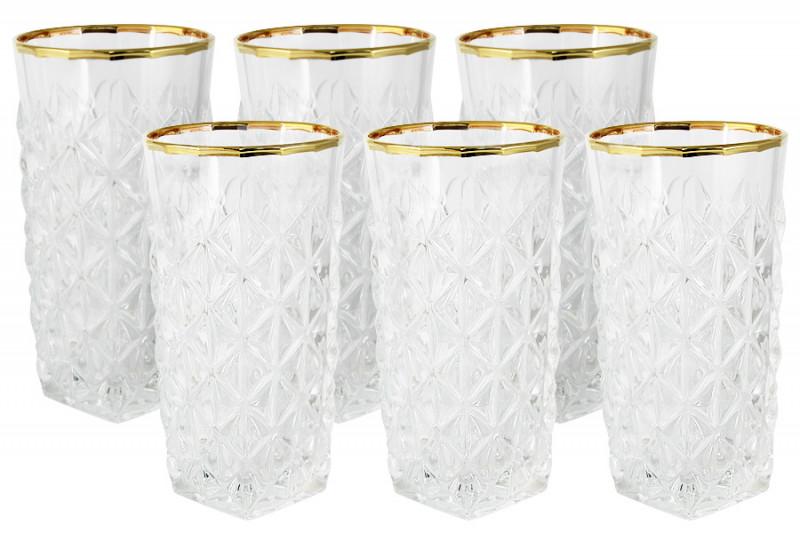 Same Набор: 6 стаканов для воды Энигма