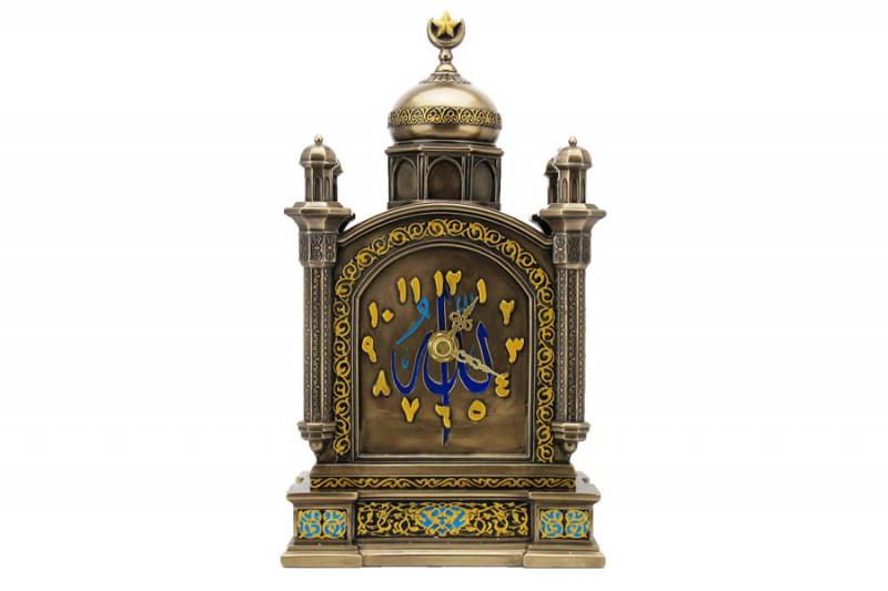 Veronese Часы каминные Арабеска