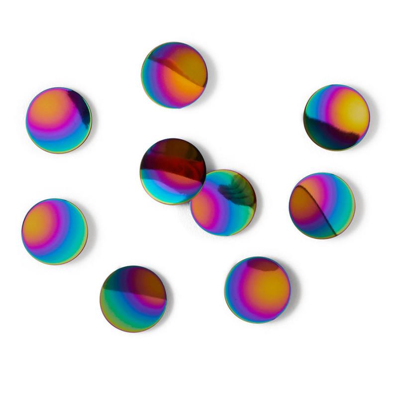 Umbra Декор для стен confetti dots радужный декор для стен