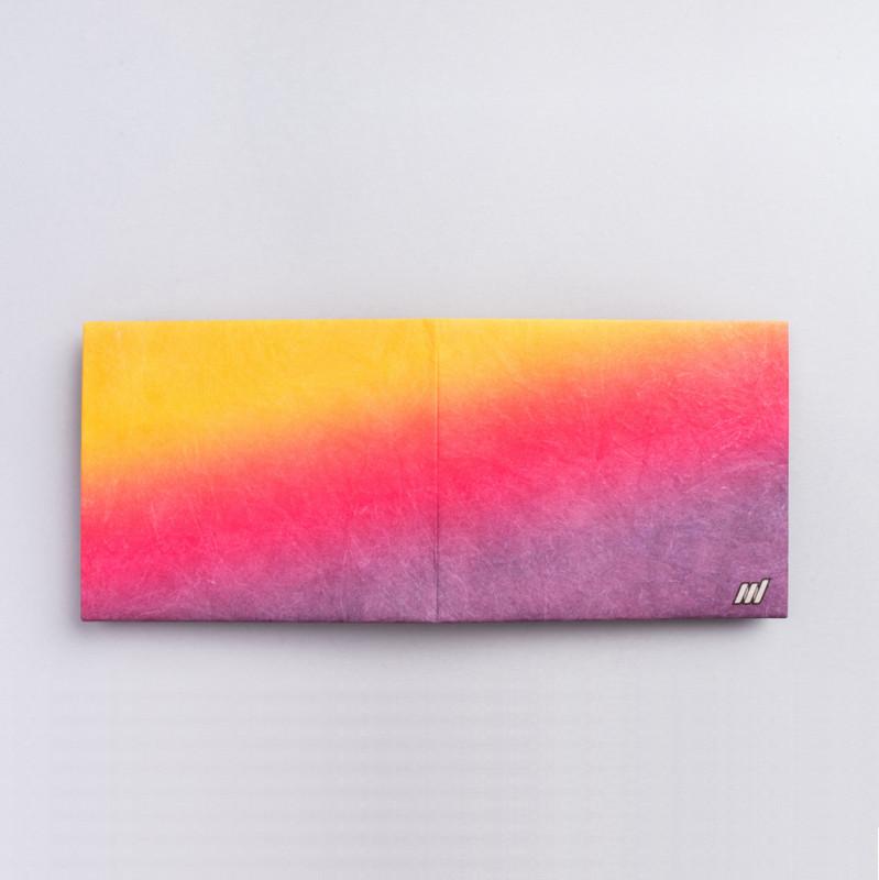 New wallet Бумажник gradient