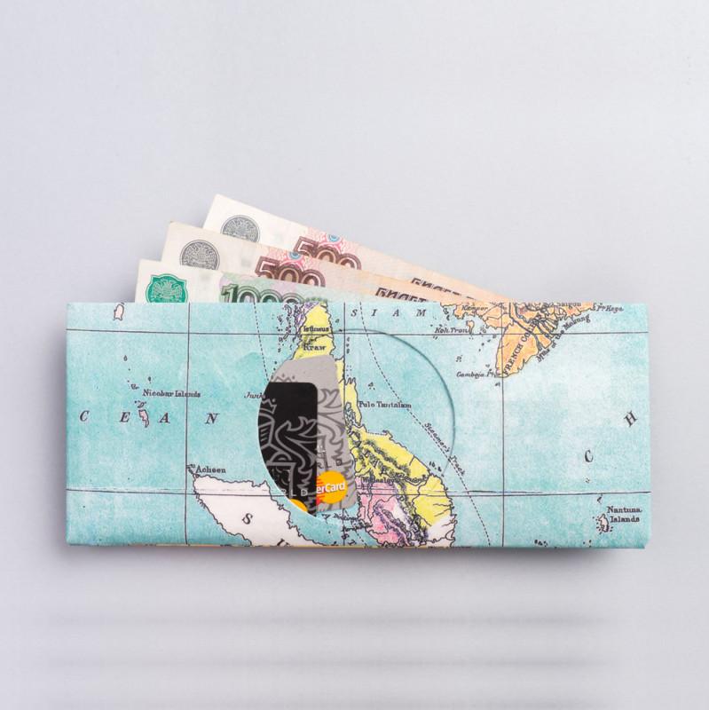 New wallet Бумажник mainland
