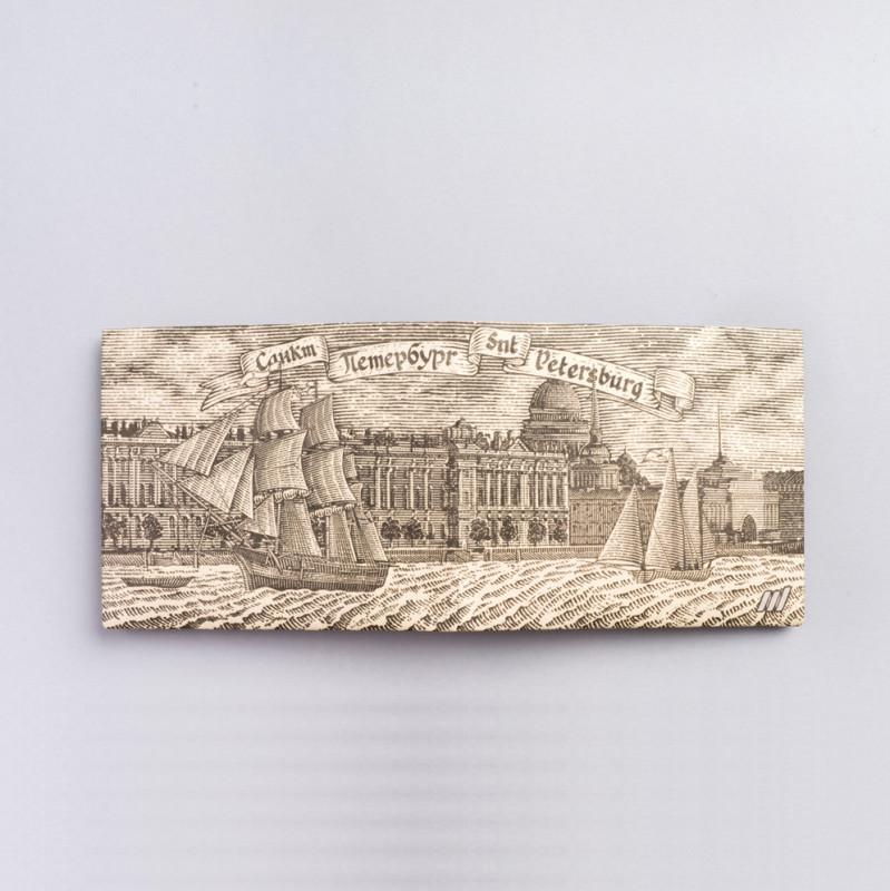 New wallet Бумажник saintgraving