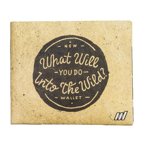New wallet Бумажник wild