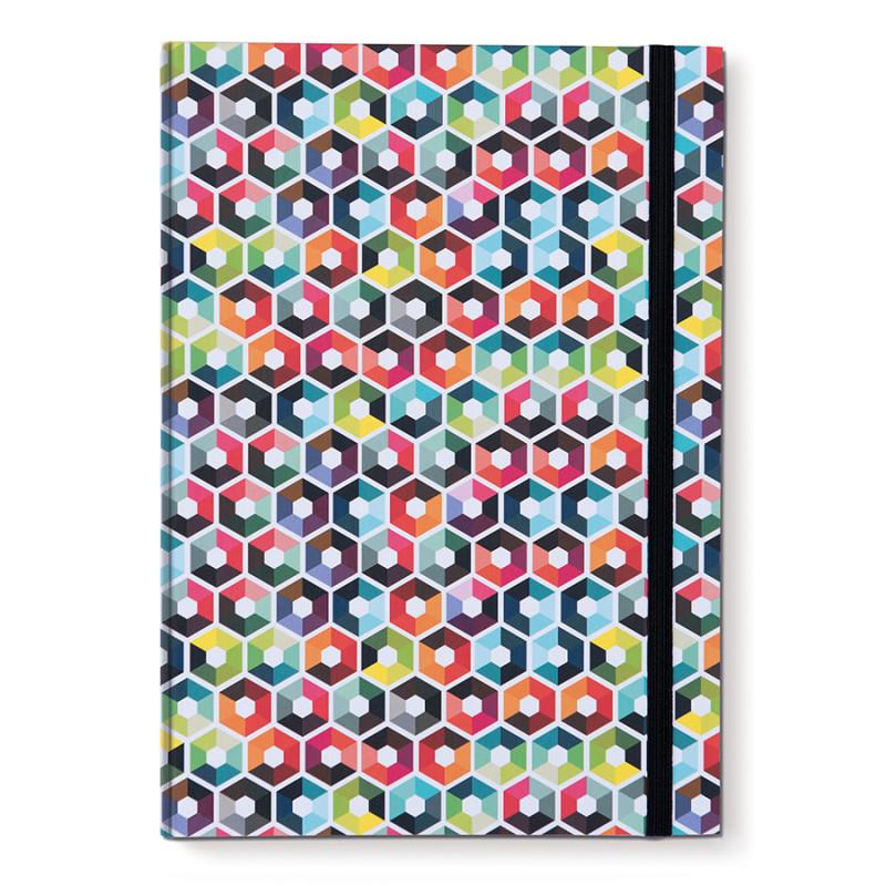 Remember Книга для записей а4 hexagon remember блокнот urbino