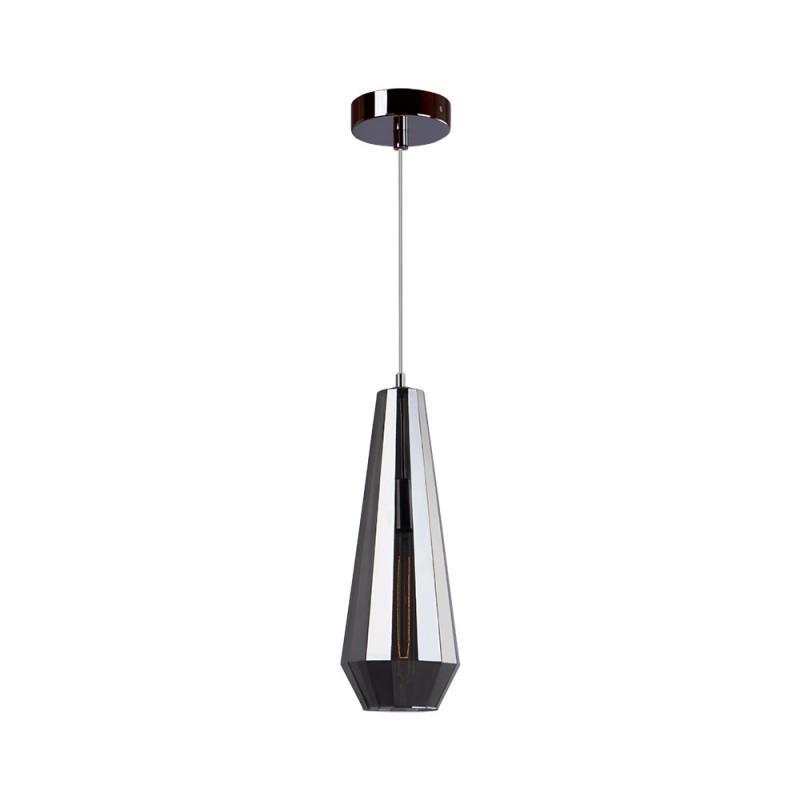 Benetti Cветильник BENETTI Modern Fusione подвесной серый/дымчатый, 1xE27, коллекция MOD-023 подвесной светильник benetti mod 023 9600 01 p