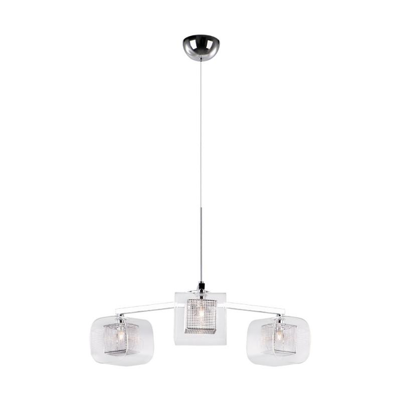 Benetti Люстра BENETTI Modern Kubo хром, 3хG9, коллекция MOD-040 подвесной светильник benetti mod 023 9600 01 p