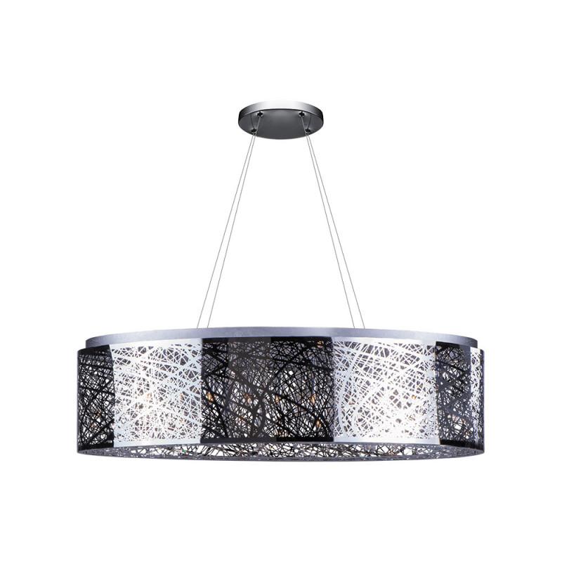 Benetti Люстра BENETTI Modern Fregio хром, 9хG9, коллекция MOD-061 подвесной светильник benetti mod 023 9600 01 p