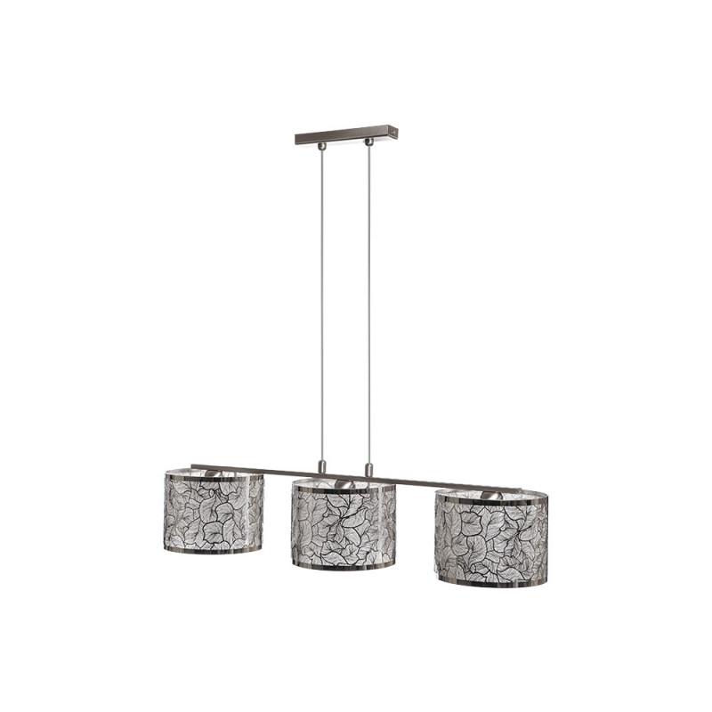 Benetti Люстра BENETTI Modern Fogliame  хром, 3xE27, коллекция MOD-401 подвесной светильник benetti mod 023 9600 01 p