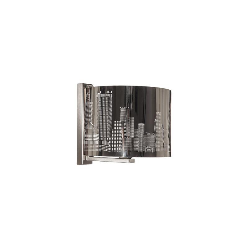 Benetti Бра BENETTI Modern Citt? хром, 1хE27, коллекция MOD-405 подвесной светильник benetti mod 023 9600 01 p