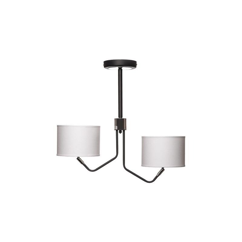 Benetti Люстра BENETTI Modern Girevole черный/белый, 2xE27, коллекция MOD-410 подвесной светильник benetti mod 023 9600 01 p
