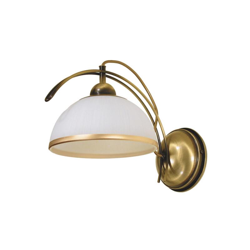 Benetti Бра BENETTI Modern Ponte золотистый никель, 1xE27,  коллекция MOD-416 подвесной светильник benetti mod 023 9600 01 p